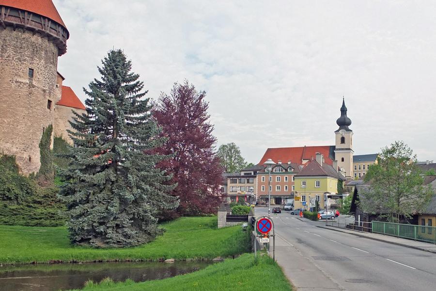 Bildergebnis für heidenreichstein stadtplatz